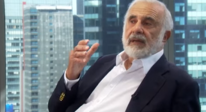 Carl Icahn Defends His Holdings Amid Trump Advisory Role