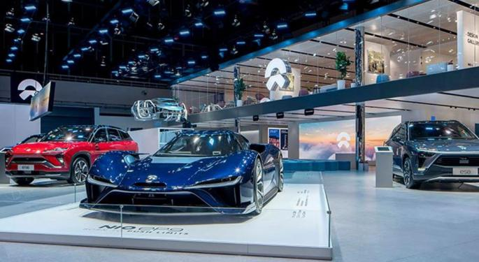 Nio Working On Battery That Could Nearly Double EV Range, Tees Up Overseas Expansion