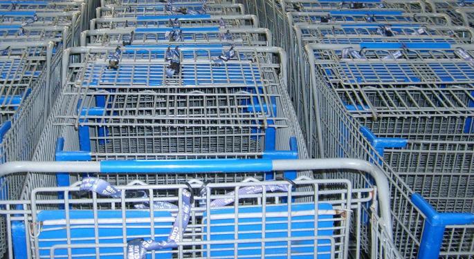 Retail Earnings Parade Begins: Target, Wal-Mart In The Spotlight