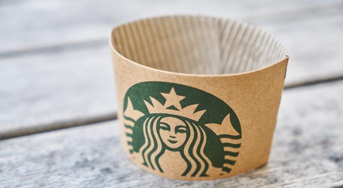 Piper Jaffray Downgrades Starbucks On Comp Performance