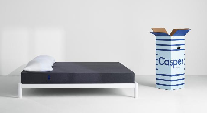 Casper Launches The Dreamery, New York's Storefront Nap Lounge