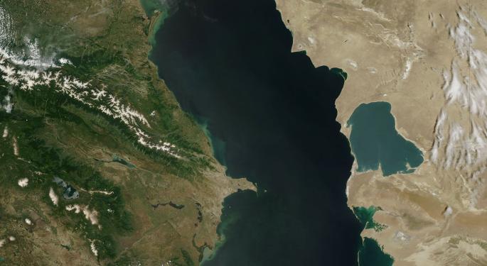 $50 Billion Kashagan Field Sends First Crude To Export