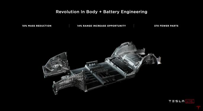 CEO de Tesla revela estrategia para reparación de impactos