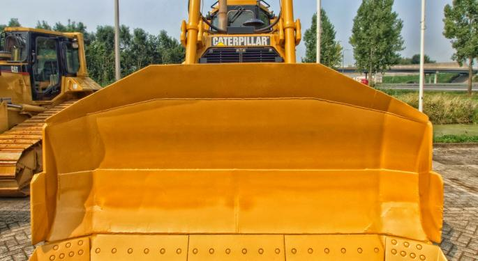 Caterpillar Is 'A Whole Different Animal,' Upgraded To Outperform