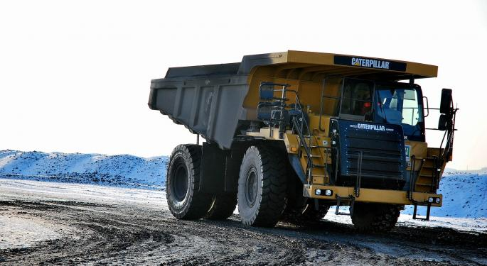 Why Caterpillar's Stock Is Like The 'Unloved Stepchild' Of This Market
