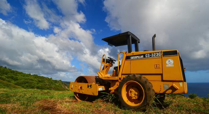 BofA Upgrades Caterpillar, Herc Holdings On Improving Construction Signals