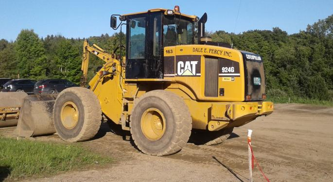 Caterpillar Earnings Disappoint Due To Weaker China Sales And Higher Production Costs