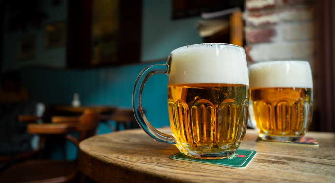 CBD Beer: The Bar Has Been Set High, But Like, Just A Body High…
