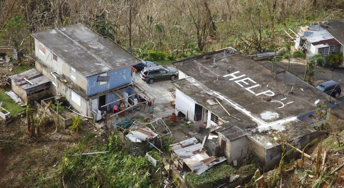Elon Musk Offers To Rebuild Puerto Rico's Energy Infrastructure