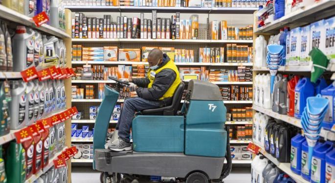 ¿Está Walmart a punto de impulsarse al alza?