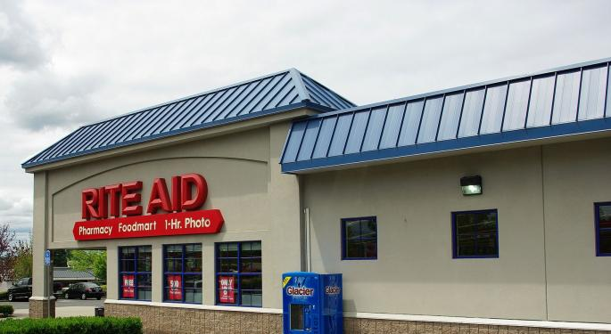 An 'Important Step': Rite Aid Names New CEO, Stock Inches Higher