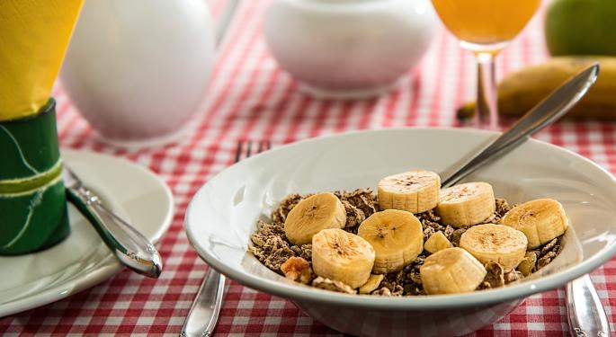 Report: Cold Breakfast Wars Are Heating Up