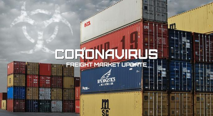 Jobless Claims And Port Disruptions: Coronavirus Freight Market Update 4.2.20 With Video