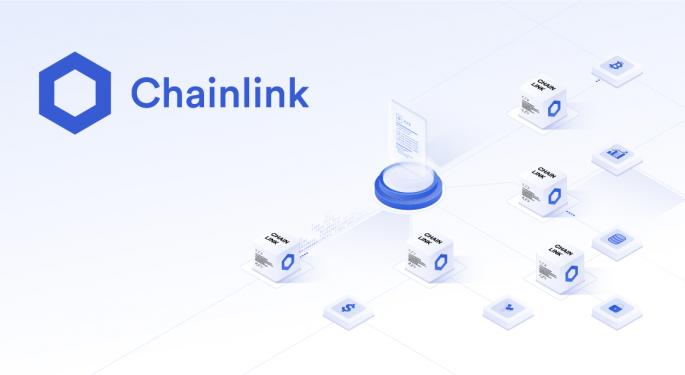 Criptomoneda Chainlink se dispara un 50% en una semana