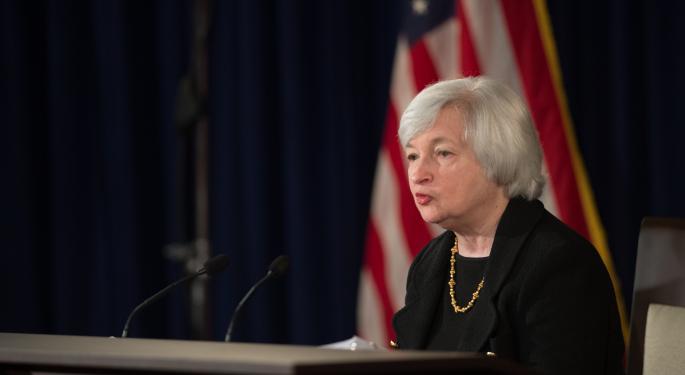 7 Wall Street Firms Interpret Yellen's Jackson Hole Speech