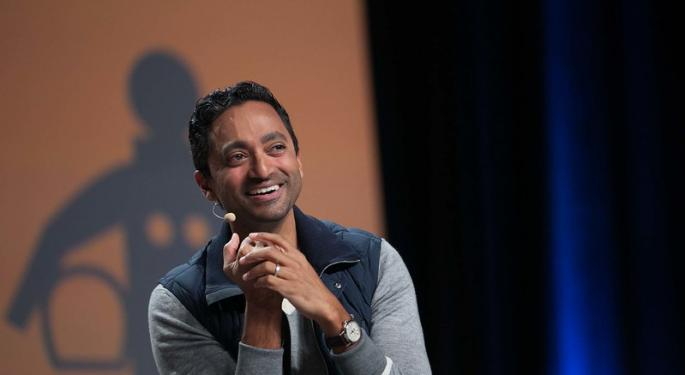 Palihapitiya Announces New PIPE Climate Investment: Who Could It Be?