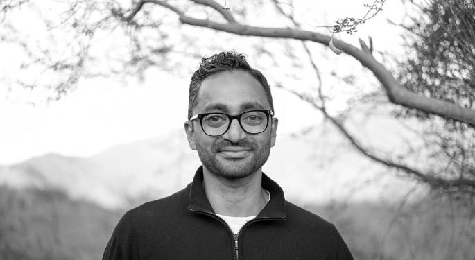 3 Life Lessons From Chamath Palihapitiya's Hugely Successful Golden State Warriors Investment