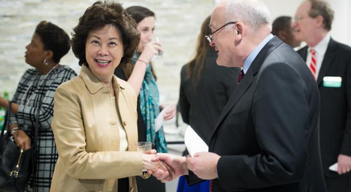 US DOT's Chao Refutes Ethics Violations