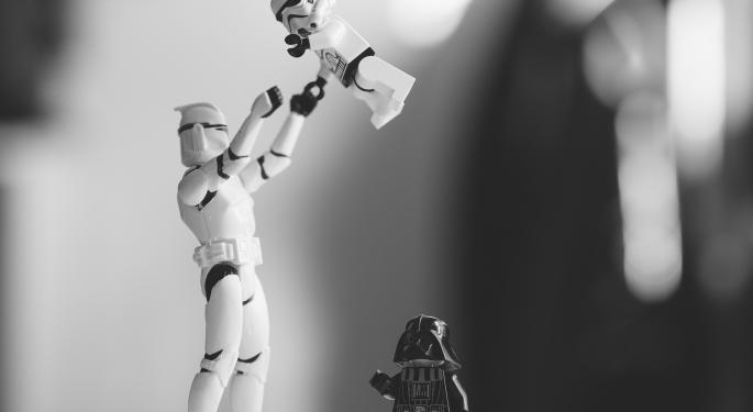 Disney Rattles Media Sector On Pullback Of Marvel, 'Star Wars' Offering
