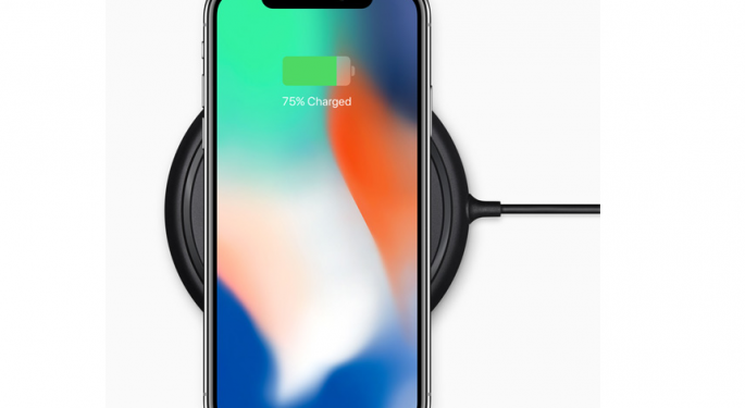 What iPhone's Wireless Charging Tech Means For Energous; CEO Says Company Remains 'Completely' On Track