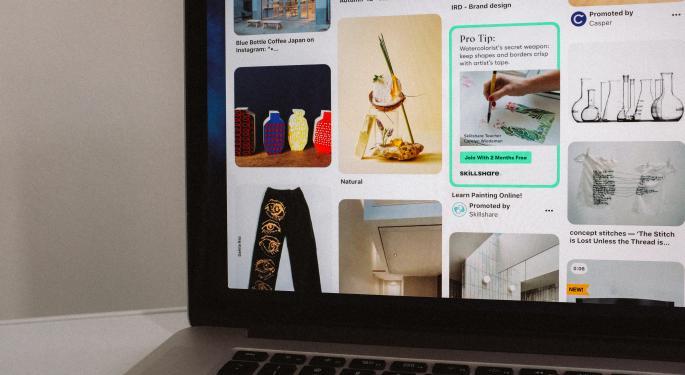 Por qué ha bajado Pinterest pese a las ganancias del 1T