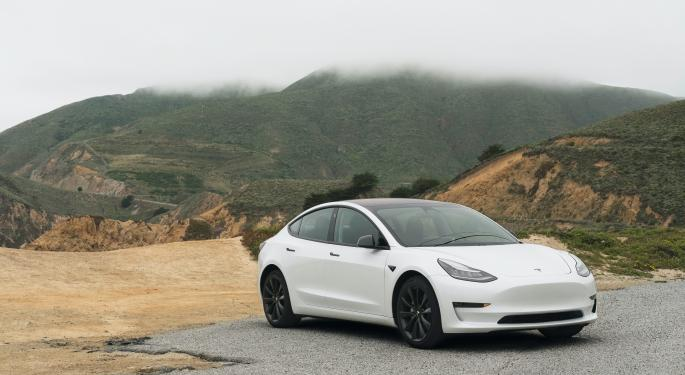 Gearing Up: Tesla's Path To The S&P 500 Index Has Been A Wild Ride