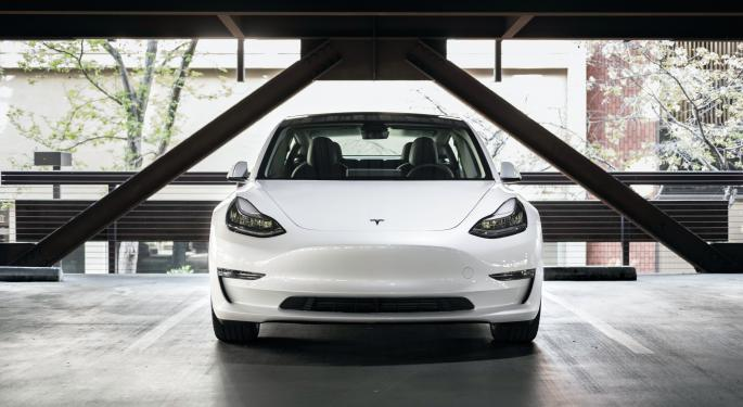 Tesla The Only Automaker Seeing Sales Growth In Germany This Year: Report