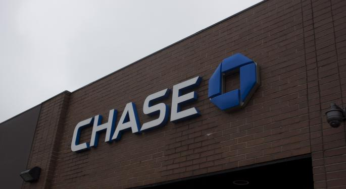 This Day In Market History: Chase National Merges With Bank of Manhattan