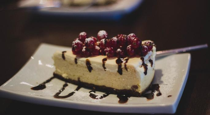 Cheesecake Factory's Sales Recovery Turns Gordon Haskett Bullish