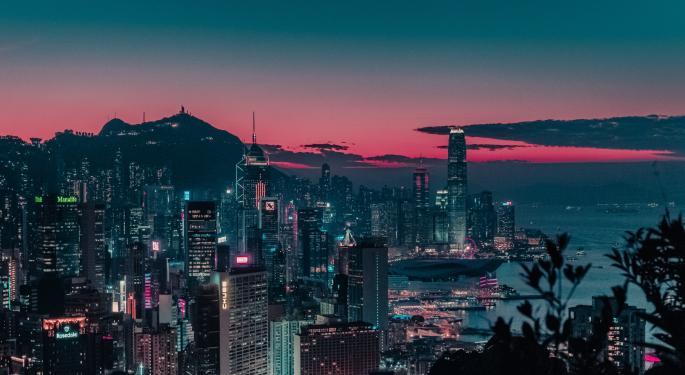 Alibaba, Tencent, Baidu, Xpeng y Li Auto caen en Hong Kong