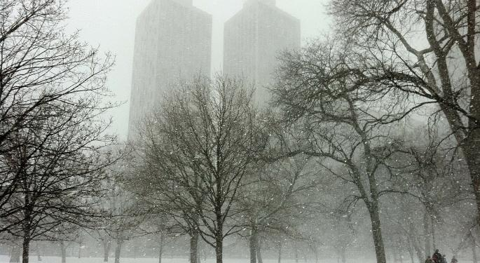 FreightWaves LIVE Forecast Update: Snow, Cold Snap Coming To Chicago