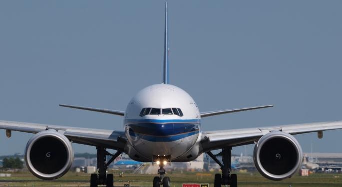The Impact Of Rising Oil On U.S. Airlines