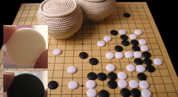 Can Artificial Intelligence Beat 2,500-Year-Old Chinese Game? Facebook And Alphabet Race To Find Out
