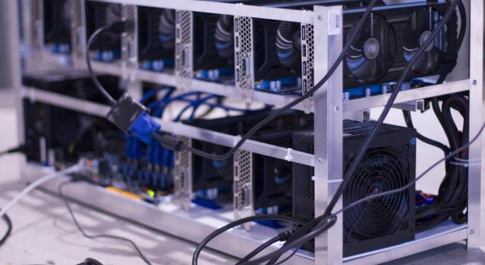 Another Chinese Bitcoin Mining Device Maker Files To Go Public In US