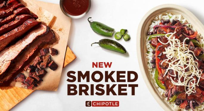 Chipotle Tests Out Brisket: Where You Can Already Buy The Smoky Goodness