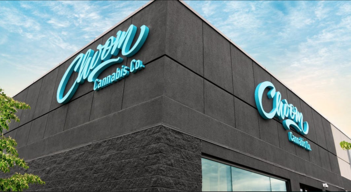 Choom Continues Canada Expansion With Cannabis Store Acquisition