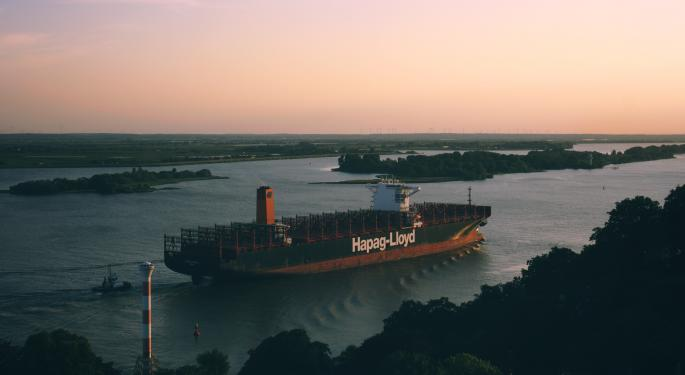 Hapag-Lloyd Profit Swells Despite Shrinking Volumes