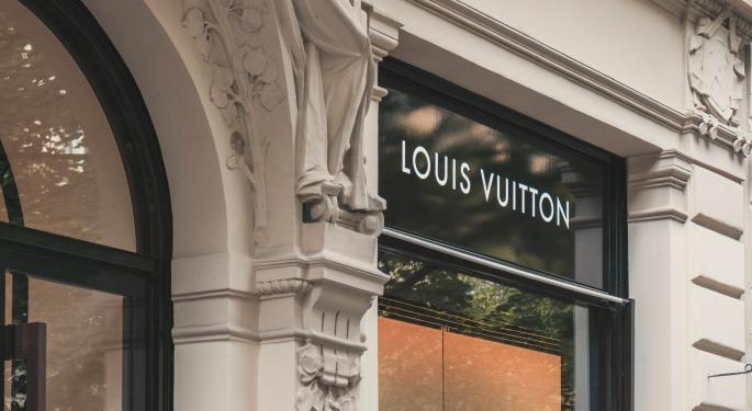 LVMH: Luxury Sector Reports Smaller Than Expected Drops In Revenue