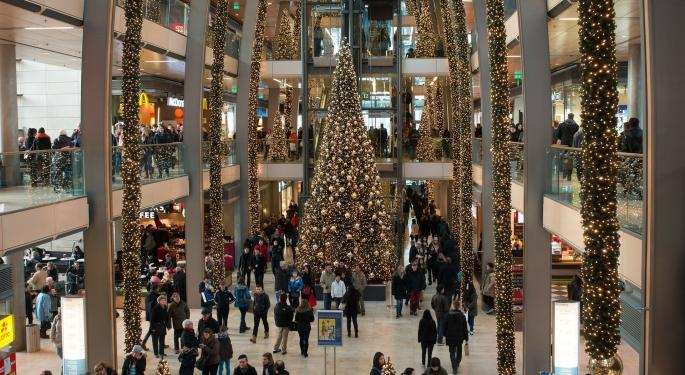 Seasonal Hirings Offer A Glimpse Into Companies' Holiday Expectations