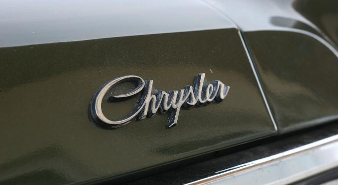 Chrysler And Ford Earnings: Following In GM's Footsteps?