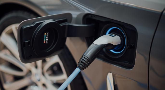 GM, Honda-Led Group Launches Blockchain-Based Electric Vehicle Charging Network