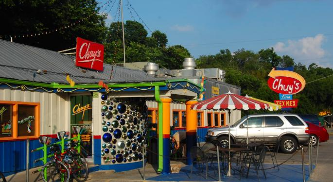 Analyst: This Is Why We're Buying Chuy's Holdings