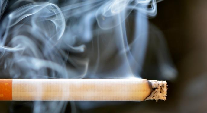 FDA Begins Steps To Ban Menthol Cigarettes