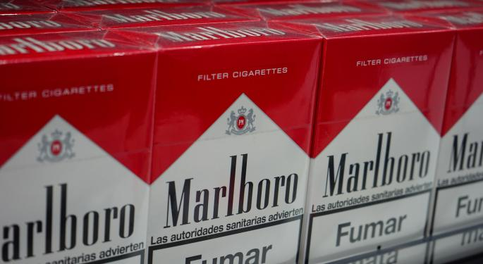 Marlboro Maker Altria May Be In Talks With Cannabis Producer Aphria About A Minority Stake