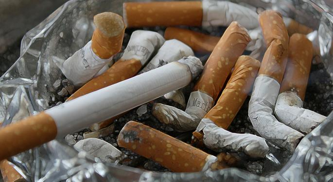 Philip Morris International Vows To End UK Cigarette Sales Within 10 Years