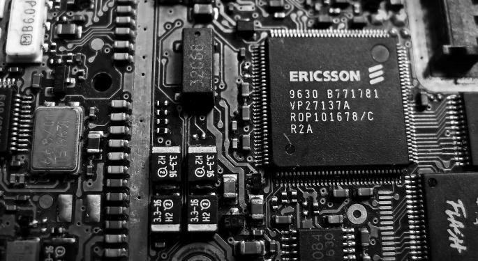 A 'More Aggressive Approach': Ericsson Notches Upgrade After Q1 Print
