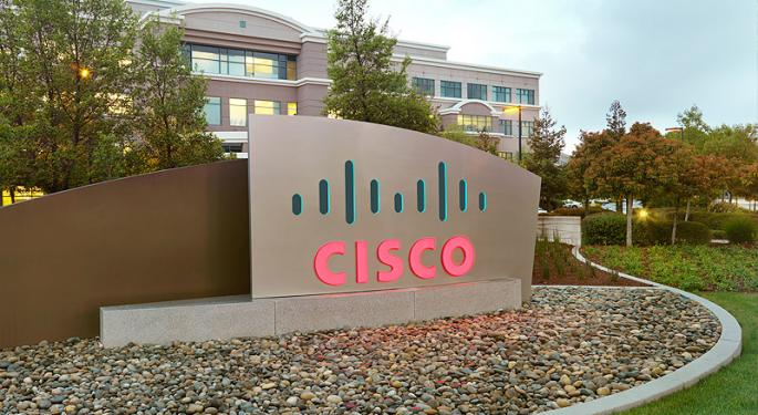 Cisco's Security Segment A Bright Spot In Q4, BofA Says After Report Sends Stock Down