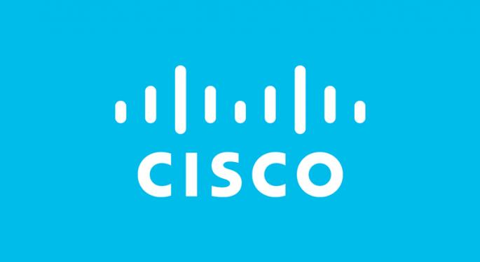 After Cisco's Q1 Report, Analysts Talk Easier Comps, Discounted Valuation, Spending Rebound