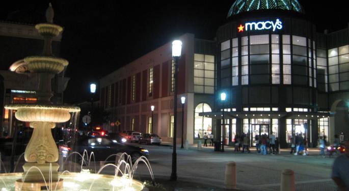 Why Macy's Must Consider A Sears-Like JV: JPMorgan Explains