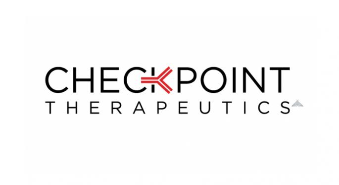 Checkpoint Therapeutics To Release Significant Drug Data At This Week's ESMO Congress